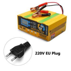 CHARGEUR DE BATTERIE NEUFU Chargeur Intelligent 200AH Batterie Automati