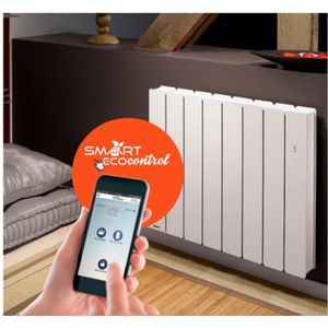 radiateur electrique 2500w achat vente radiateur electrique 2500w pas cher cdiscount. Black Bedroom Furniture Sets. Home Design Ideas