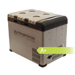 GLACIÈRE POUR VÉHICULE Glacière à compresseur CoolerBox OrangeMarine 32L