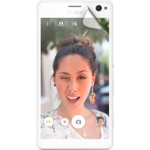 BIGBEN Lot de 2 protège-écrans One Touch pour Sony Xperia C4 - Transparent