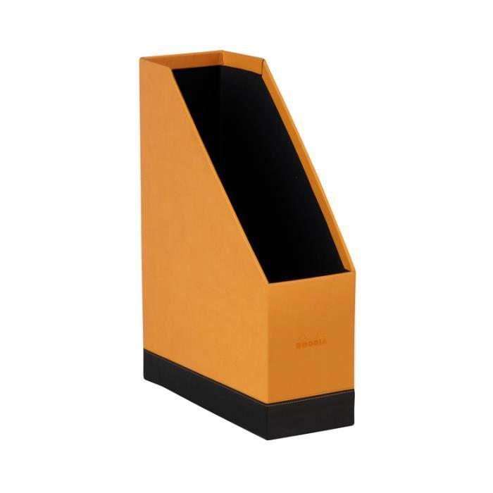 Porte revue orange - Achat   Vente pas cher 79a6d6e6514