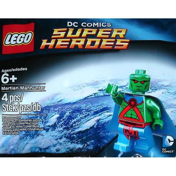Manhunter Lego Lego 5002126 Martian Martian 5002126 Manhunter srChxtQdB