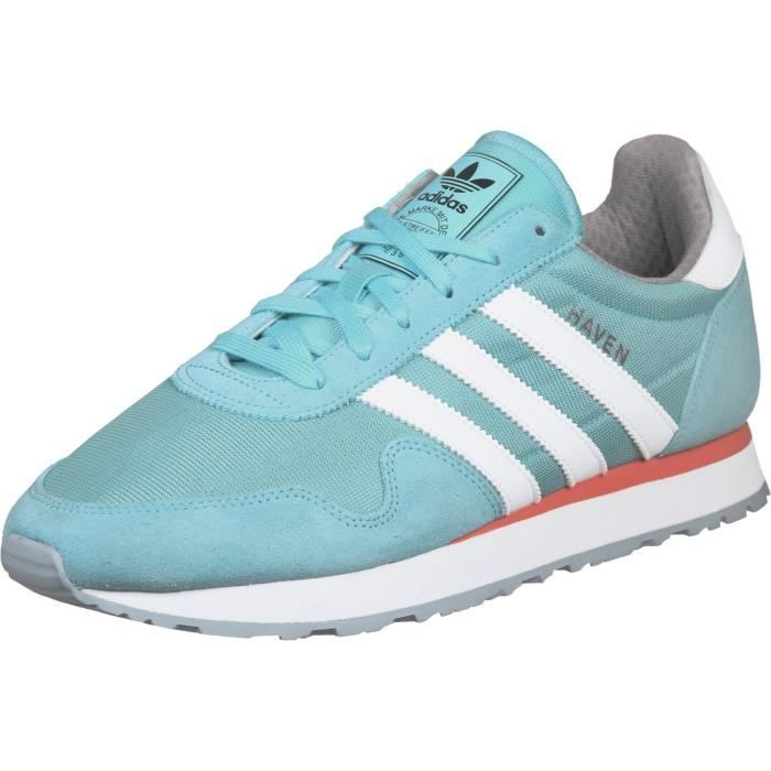 Blanc Chaussures Orange OriginalsAqua Haven Adidas Facile Clair SVGUqzMp
