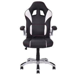 fauteuil qui tourne achat vente fauteuil qui tourne pas cher cdiscount. Black Bedroom Furniture Sets. Home Design Ideas
