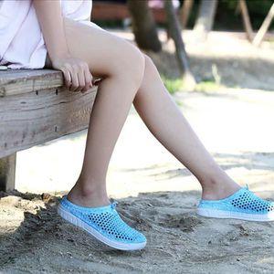 Nouveauté Mules Femme Chaussures Plates Casuel Gris uxOc1Xuq