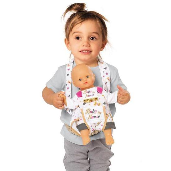 SMOBY Baby Nurse Sac Porte Bébé - Achat   Vente accessoire poupon -  Cdiscount 71d008eef69