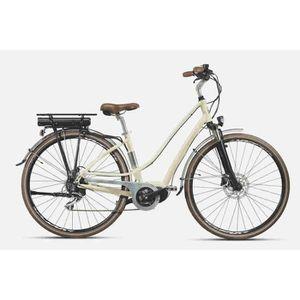MONTANA Vélo Loisir Electrique E-Lunapiena 28 Aciera 8 Vitesses 11,6 Ah-417 Wh Femme