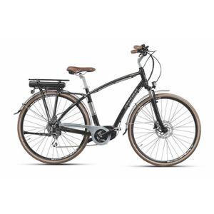 MONTANA Vélo Loisir Electrique E-Lunapiena 28 Acera 8 Vitesses 11,6 Ah-417 Wh Homme