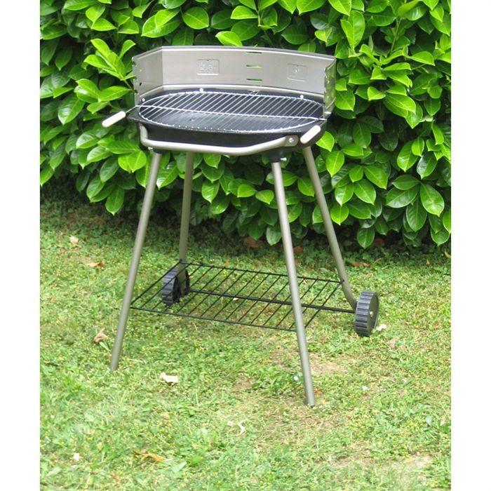 """BARBECUE Barbecue charbon de bois """"ATHENES"""""""