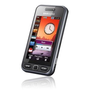 SMARTPHONE SAMSUNG S5230 Player One Silver