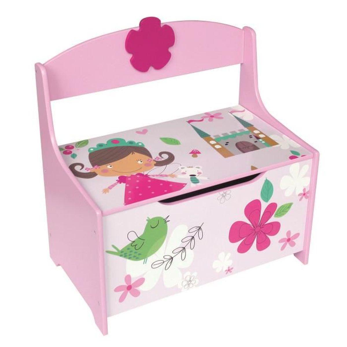 banc coffre enfant simple banc coffre enfant with banc. Black Bedroom Furniture Sets. Home Design Ideas