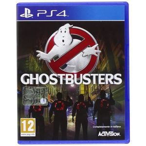 JEU PS4 Playstation 4 Ghostbusters