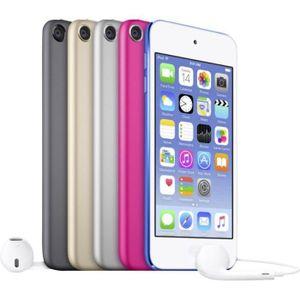 LECTEUR MP4 iPod touch Apple6eme génération 16 Go argent