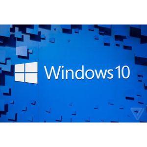 BUREAUTIQUE Windows 10 Professionnel / Livraison par mail