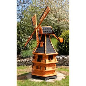 Objets d coratifs achat vente objets d coratifs pas cher cdiscount - Moulin a vent en bois a fabriquer ...
