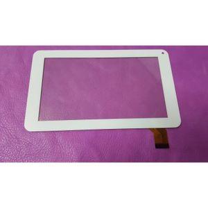 VITRE POUR TABLETTE Blanc: écran tactile touchscreen pour tablette Log