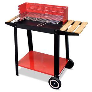 barbecue charbon de bois 2 grilles achat vente barbecue charbon de bois 2 grilles pas cher. Black Bedroom Furniture Sets. Home Design Ideas
