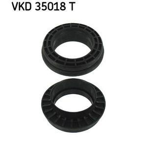 COMBINE RESSORTS SKF Roulement de butée de suspension VKD 35018 T