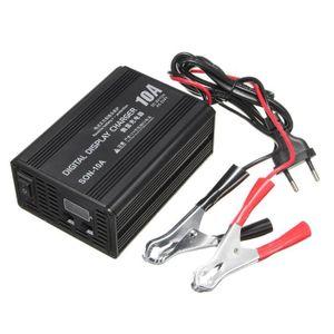 CHARGEUR DE BATTERIE TEMPSA 6V/12V 10A Intelligent Chargeur de Batterie