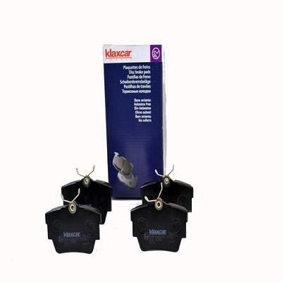 KLAXCAR Jeu de plaquettes de frein - Pour Nissan Primastar / Opel Vivaro / Renault Trafic