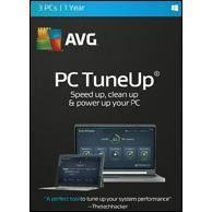 AVG PC TuneUp - 4 Postes - 1 an