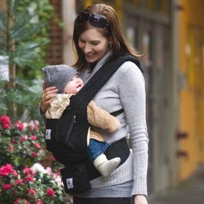 Porte bebe ergobaby noir noir achat vente porte b b 8451970101310 cdiscount - Porte bebe babybjorn avis ...