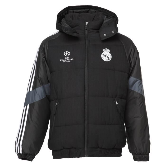 ADIDAS Doudoune Real Madrid Football Homme - Prix pas cher - Cdiscount 1df54863041