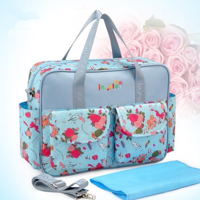 Maman Bébé Pour Sac Promenade Voyage Langer Main À gpnq4I