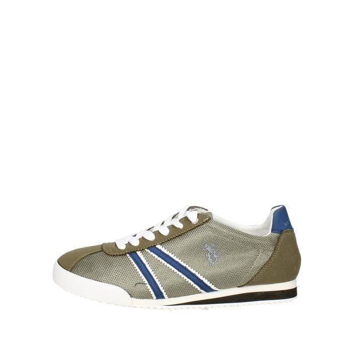 U.s. Polo Assn Sneakers Femme Vert foncé, 41