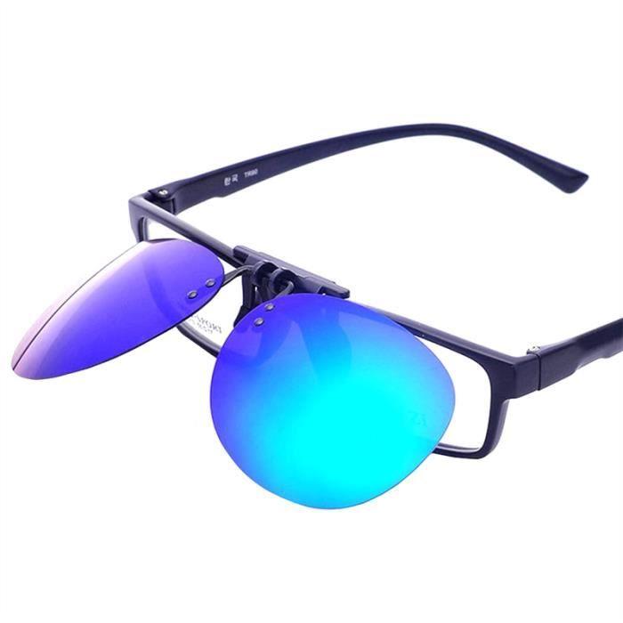 Hommes Femmes clipper à Sunglasses polarisantes wf0rqwB