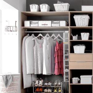 boites rangement sous lit achat vente pas cher. Black Bedroom Furniture Sets. Home Design Ideas