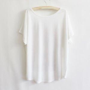 asics t shirt femme blanche
