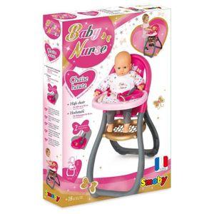 smoby baby nurse achat vente jeux et jouets pas chers. Black Bedroom Furniture Sets. Home Design Ideas
