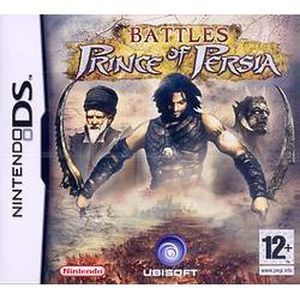 JEU DS - DSI BATTLES OF PRINCE OF PERSIA
