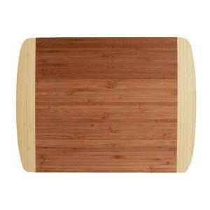 TOTALLY BAMBOO BICOLORE FINE Planche ? découper BA201202 36,5x29 cm marron et beige