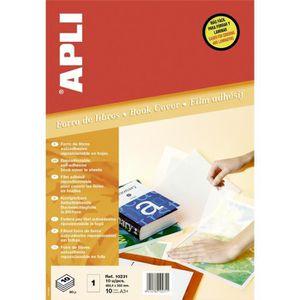 PLASTIQUE A PLASTIFIER Feuille De Plastification Repositionnable 333 X 48