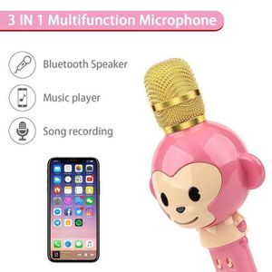 MICRO - KARAOKÉ Wireless Microphone Karaoké Bluetooth Micro Karaok