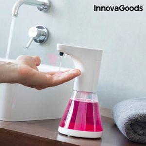 DISTRIBUTEUR DE SAVON Distributeur automatique de savon 500 ml gel douch