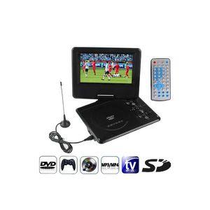 LECTEUR DVD PORTABLE Lecteur Dvd Portable - NO-NAME - DVD-Console jeux