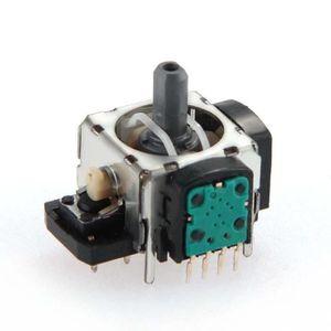 CAPUCHON STICK MANETTE Remplacement 3D Analog Joystick Axis Sensor 4 broc