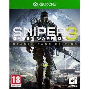 JEU XBOX ONE Sniper Ghost Warrior 3 Season Pass  XboxOne+ 2 Thu