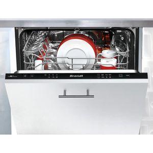 LAVE-VAISSELLE BRANDT VH1505J-Lave vaisselle encastrable-13 couve