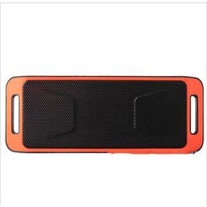 ENCEINTE NOMADE Haut Parleur Bluetooth orange Marque De Luxe Durab