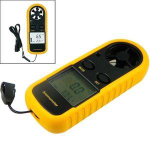 ANÉMOMÈTRE Anémomètre ambient météo gm816 sonomètre portable