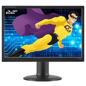 """UNITÉ CENTRALE + ÉCRAN Ecran PC 22"""" iiyama B2280WSD-B1 LCD TFT TN VGA DVI"""