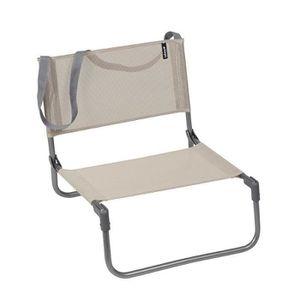 CHAISE DE CAMPING LAFUMA Chaise Basse Pliable