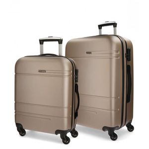 VALISE - BAGAGE Valise mobile Movom Galaxy rigide 38L / 72L Champa