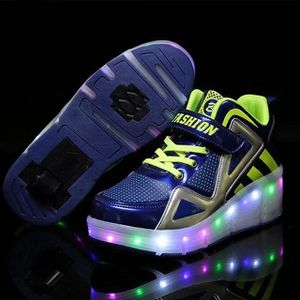 best sneakers 30065 2061c CHAUSSURES MULTISPORT chaussures lumineuses chaussures de roller skate p