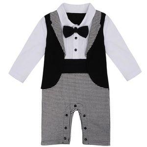 112db35de1d7c Ensemble de vêtements Ensemble Vetements Garçons Gentleman Costume bébé