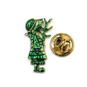 Overig Insigne représentant un saxophone fixation mode pin's